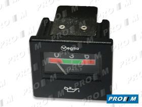 Magneti Marelli 454277 - Reloj presión de aceite rectangular