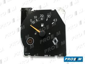 Magneti Marelli 6732 - Reloj de temperatura Renault 18 1ª Serie