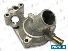 Caucho Metal TT-205 - Tapa de termostato Peugeot 205-309-405 Turbodiesel