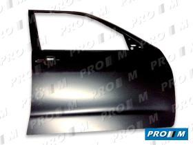Seat Clásico 6K4831112A - Panel de puerta delantera derecha Seat Ibiza III 3 puertas