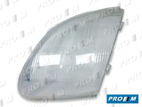 Bosch 1305621715 - Cristal de faro delantero izquierdo MB SLK R170 Roadst 96-04