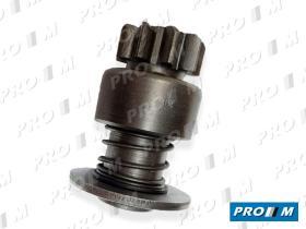 PIÑONES DE ARRANQUE 27 - Bendix de arranque motor 11 dientes de 38.5mm 3 largo 90mm
