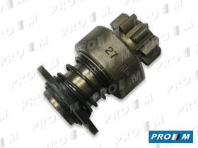 Femsa 9819 - Bendix de arranque motor Citroen
