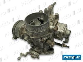 Prom Carburador 32PI - Carburador Solex F32PI starter automático