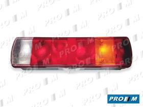 FAROS Y PILOTOS 1301552250 - PILOTO VOLVO II DRCH 8 SERV + REFLEX 517X129
