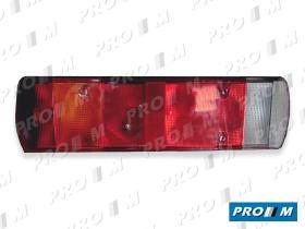 FAROS Y PILOTOS 1301553050 - Piloto Scania II 8 serv. + réflex 517x129mm
