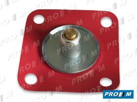 Juegos reparación carburador 10719 - Membrana carburador Solex bástago 8mm