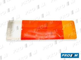 Accesorios 4030 - Faros antiniebla blanco rectangular