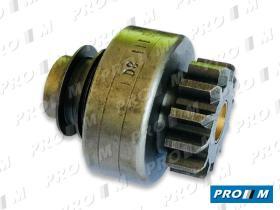 Femsa 19394-5 - Bendix motor de arranque Femsa MRF12-4
