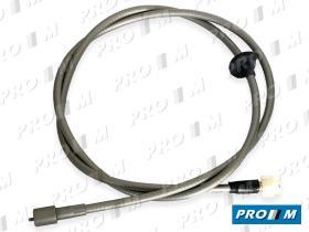 CABLES DE MANDO 25127 - Cable cuentakilómetros Renault 21 Gasolina