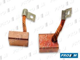 Femsa 13784-5 - Juego escobillas de arranque Femsa 13X9X26L