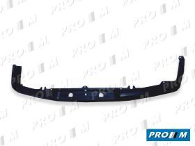 Material Peugeot 741099 - Paragolpes trasero P-205 '90 c/ agujeros matrícula gris