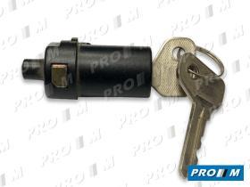 Clausor 4760 - Cerradura de maletero Simca 1200-Talbot 180 completo