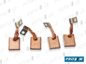 Femsa 13784-59 - Juego escobillas de arranque Femsa 13X9X26L