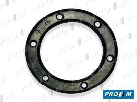 Caucho Metal JAF01 - Junta aforador gasolina 6 agujeros