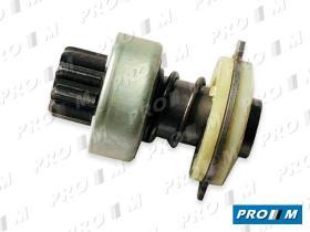 Femsa 17061-9 - Bendix piñon motor de arranque Femsa MOK12-1