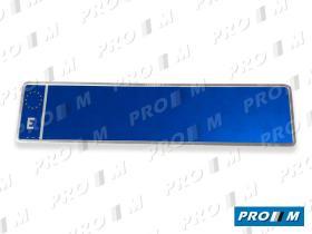 Accesorios 039283 - Placa vehiculo histórico  (VH)