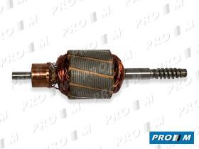 Femsa 16620-1 - Inducido motor de arranque Seat 850 Femsa Mtd12-3  MTA12-3-6
