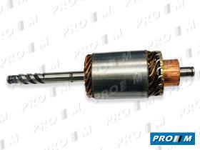 Femsa 6247 - Inducido motor de aranque Femsa  MTC252-2/6/7/8/