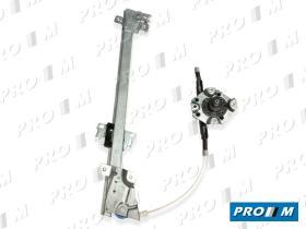 Opel 90186593 - Elevalunas izquierdo manual Opel Kadett E