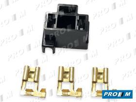 Accesorios KITH4 - Juego pinzas para cable arranque max. 250A(2 negras+2 rojas)