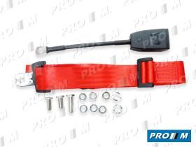 Accesorios 300/30RED - Cinturón delantero 3 puntos y barra de 30cm