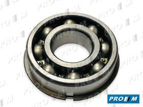 Pro//M Rodamientos 613828 - Rodamiento rodillos 25x52x21mm