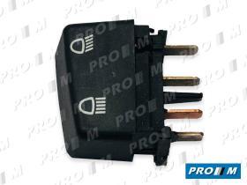 Seat Clásico SE1216SP - Interruptor luces Seat Ibiza I cortas y largas