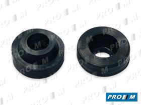 Caucho Metal 10402 - RETEN 101.6X120X12MM