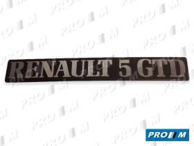 Renault Clásico RS51830 - Rejilla Renault Super 5