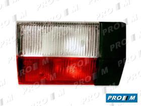 Alfa Romeo 60746261 - Piloto trasero derecho Alfasud 3ª serie rojo-blanco