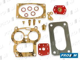 Juegos reparación carburador A7R - Juego reparación de carburador Alfa 90 Solex 40 ADDHE