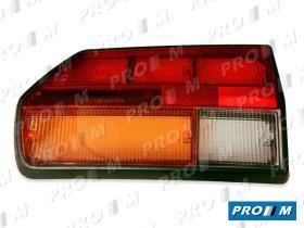 Alfa Romeo 11646650810001 - Tulipa Alfa ámbar