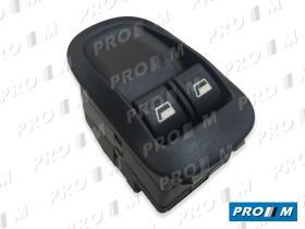 Material Peugeot 96316306XT - Cerradura puerta delantera derecha Peugeot 206