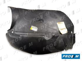 Renault Clásico 7700434562 - Tuerca de colector escape 8X125 mm cobre