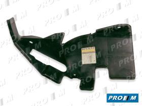 Renault Clásico 7700793321 - Protector de rueda izquierda Renault 21 Nevada