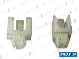 Caucho Metal 162271 - Grapa metálica clip mediana Renault