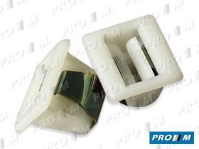 Caucho Metal 162351 - Silemblock posterior trapecio delantero Ford Mondeo I