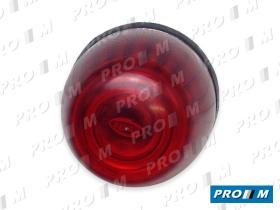 Iluminación 0122330020 - Piloto redondo rojo techo Autocar Mercedes Yorka W-5665