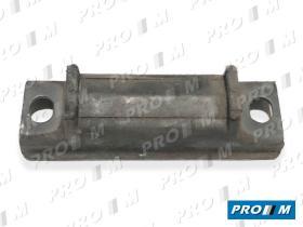 Caucho Metal 12851 - Soporte brisagra capo Renault 12