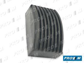 Caucho Metal 11218 - Goma pedal acelerador Mini