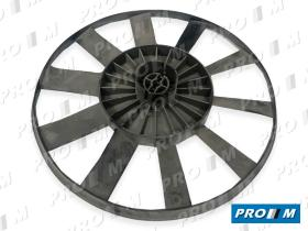 Caucho Metal 455000 - Aspa de ventilador Renault 18 GTX 320mm