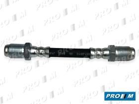 Caucho Metal LC-1661 - Latiguillo de freno delantero Citroen 11 BL