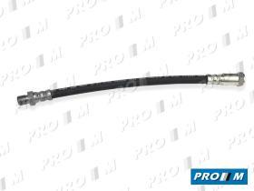 Caucho Metal LC-1662 - Latiguillo de freno trasero Citroen BL11  150mm