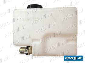 Transpar Iberica 4300 - Depósito de agua limpiaparabrisas Seat 131 Familiar trasero