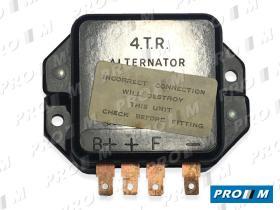 Lucas 37586 - Regulador Lucas 4TR 24V
