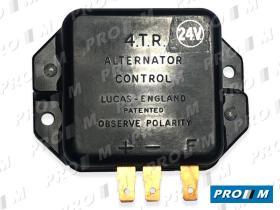 Lucas 37444 - Regulador de dinamo 6 voltios