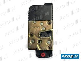 Material Peugeot CPTI306 - Cerradura puerta trasera derecha Peugeot 306