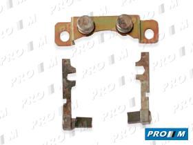 Femsa 13946-4 - Juego escobillas de arranque Seat  MTS12-1 -50 MTU12-1
