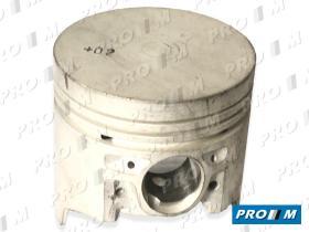 Seat Clásico P1430-020 - Juego de pistones Seat 1430cc 80+010